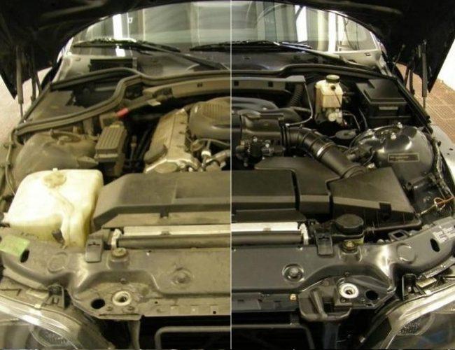 Lavado de Motor - Opcional - Desde 20 €